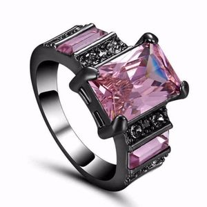 Jewelry - Pink Sapphire Engagement Style Ring